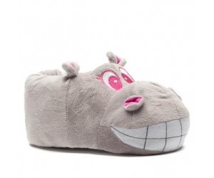 Nijlpaard pantoffels