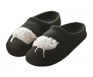 Pantoffels, Haflinger
