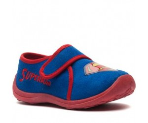 Superman pantoffels