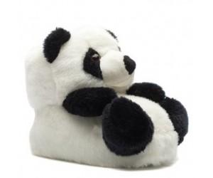 Panda pantoffels