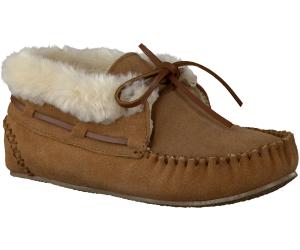 Camel Minnetonka pantoffel CHRISSY BOOTIE