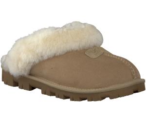 Beige UGG Australia Pantoffels COQUETTE