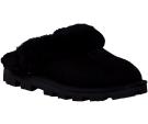 Zwarte UGG Australia Pantoffels COQUETTE