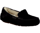 Zwarte UGG Australia Pantoffels ANSLEY